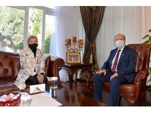 Cumhurbaşkanı Tatar, Lute'u Pazartesi 14.30'da Kabul Edecek
