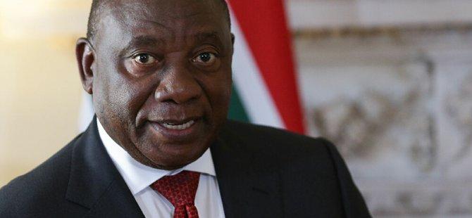 Güney Afrika Cumhurbaşkanı Ramaphosa: Demokrasi deneyimimizi ABD'yle paylaşmaya hazırız