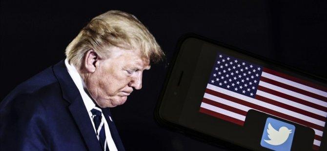 Trump-Twıtter Savaşında Son Perde: Trump'ın Hesabı Süresiz Askıda
