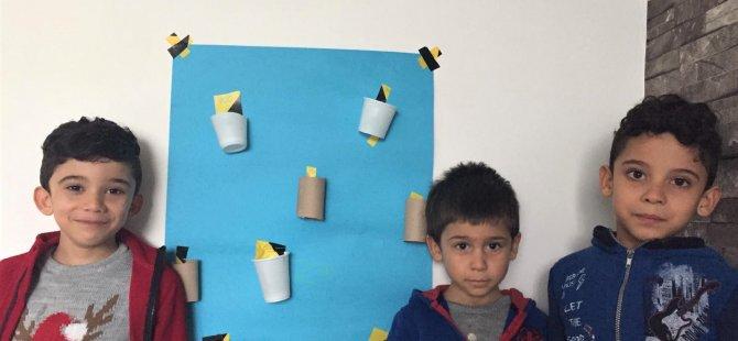 Özay Günsel Çocuk Üniversitesi, Öğrencilerinin Yaratıcı El Becerilerini Geliştiren Etkinlikler Gerçekleştirdi