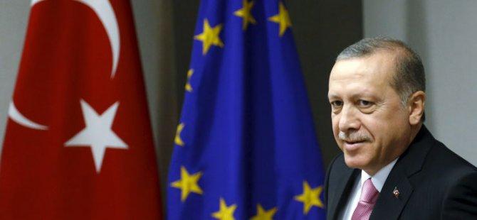 'Tam üyelikten vazgeçmedik' diyen Erdoğan: AB'yle ilişkileri rayına oturtmaya hazırız