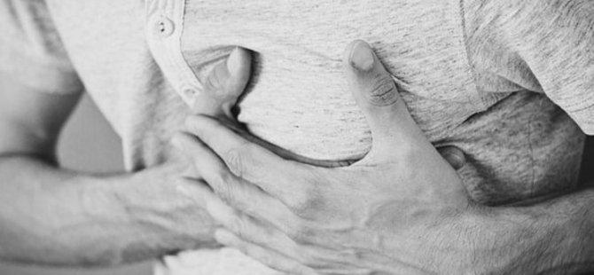 Her 7 kişiden 1'i kalp krizi riskiyle karşı karşıya
