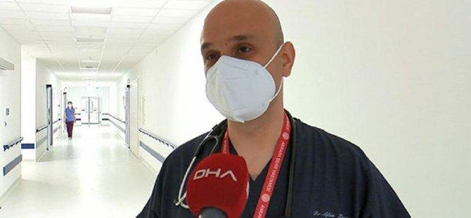 Koronavirüs aşısı olan Bilim Kurulu üyesi Kayıpmaz, yan etkileri açıkladı