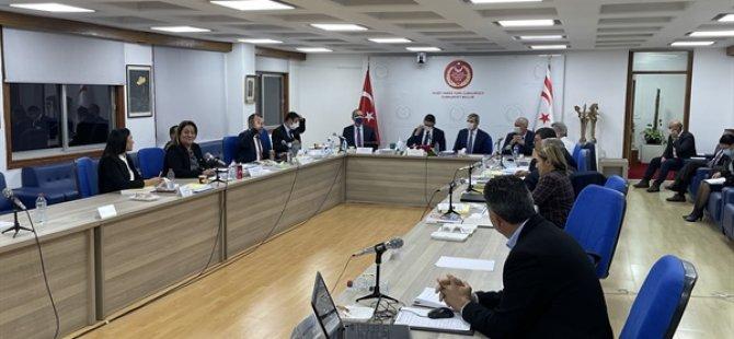 Cumhuriyet Meclisi Ekonomi, Maliye, Bütçe Ve Plan Komitesi Toplantısında Sayıştay Başkanlığı Bütçesi De Ele Alınıp Onaylandı
