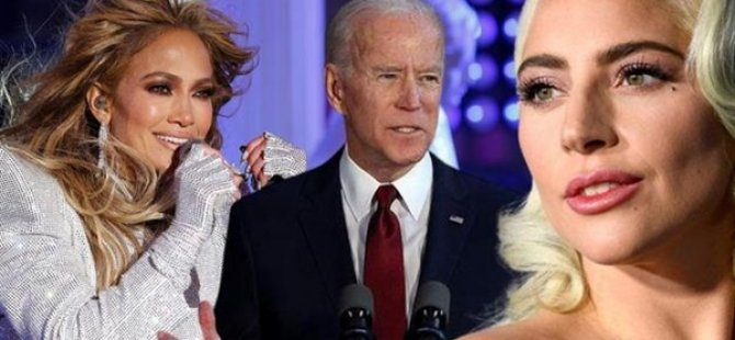 Bıden'ın Yemin Töreninde Lady Gaga Ve Jennıfer Lopez Konser Verecek