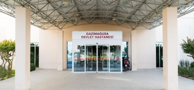Gazimağusa Devlet Hastanesi'nde aşılanma Pazartesi devam edecek