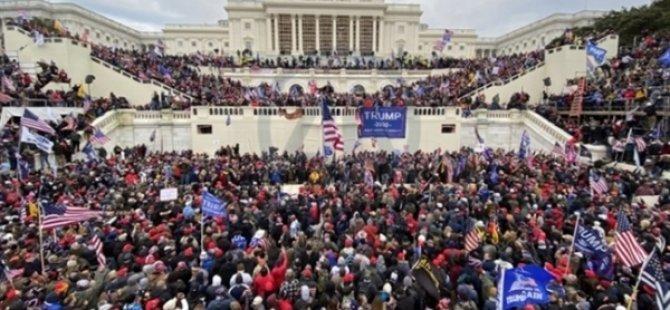 Kongre Baskınına İlişkin İlginç Detaylar Ortaya Çıkıyor