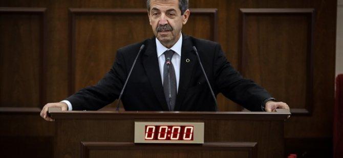 """Ertuğruloğlu: """"Konfederasyondan Bahsetmek Eşit Egemen Devlet İddiasından Vazgeçilmiş Gibi Algılanmamalı"""""""