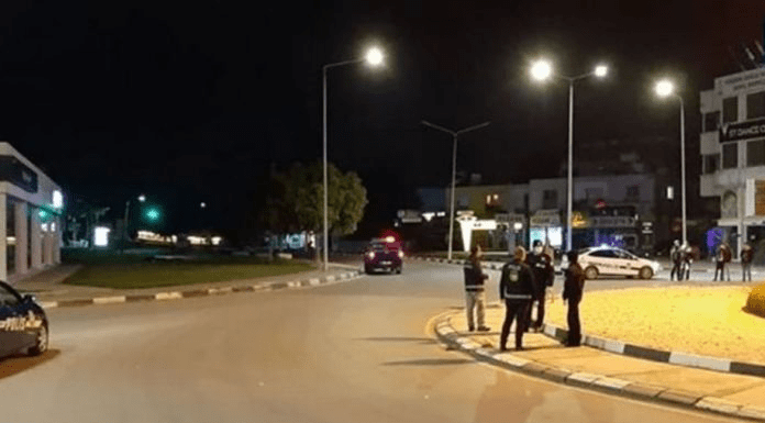 Gece sokağa çıkma yasağını ihlal eden 6 kişiye yasal işlem yapıldı