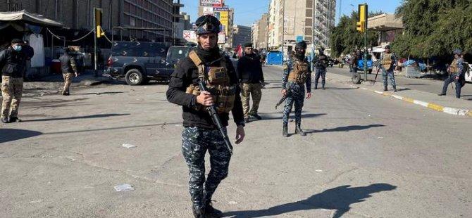 İntihar saldırıları Bağdat'ı kana buladı