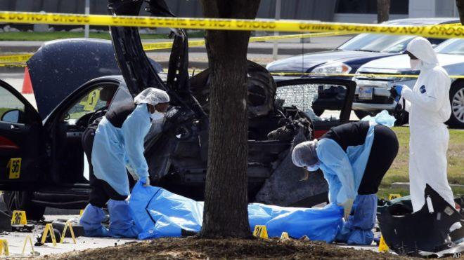 """Dallas saldırısını """"Black Power Political Organization"""" adlı örgüt üstlendi"""
