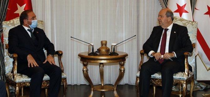 """Tatar: """"Devlet Halka En İyi Şekilde Hizmet Veriyor, Pandemi Süreci İyi Yönetiliyor"""""""