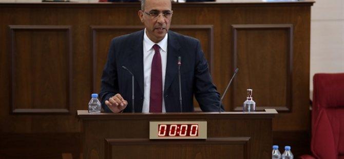 """Toros: """"Kıbrıs Türk Toplumu Türkiye'yi Sevmek Ve Çözüm Ve Ab'yi Desteklemek Arasında Hiçbir Zaman Bir Yol Ayırımı Yaşamadı"""""""