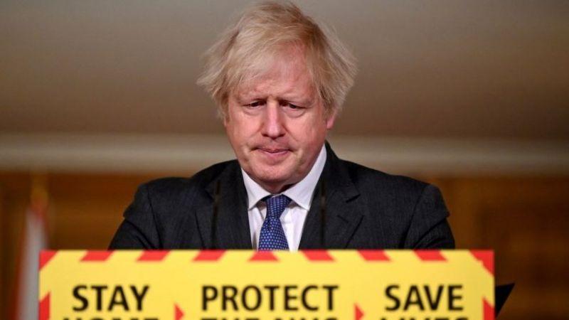 İngiltere Başbakanı Johnson: Yeni mutasyon daha ölümcül olabilir
