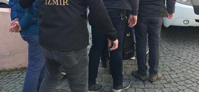 FETÖ'nün TSK ayağı operasyonunda 111 kişi tutuklandı