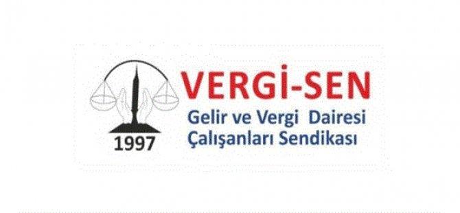 VERGİ-SEN'den Gelir Ve Vergi Dairesi Yönetimine Mobbing tepkisi