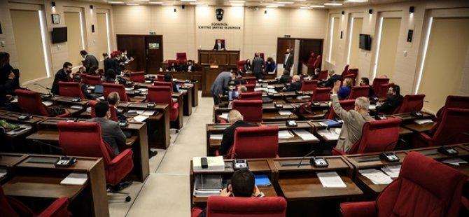 Bütçenin Görüşülmesi Sırasında Yargıdaki Sorunlar Ve Seçim Yasası Konuşuldu