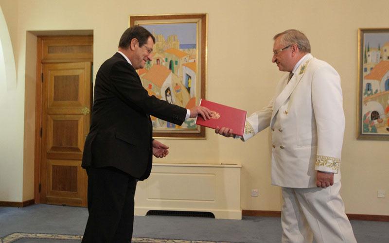 Rusya Kıbrıs Sorununa Bir Çözümün Bulunması Sürecini Destekliyor
