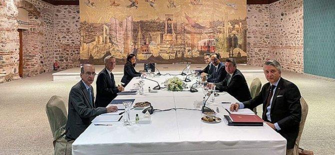 Türkiye ve Yunanistan 5 yıl aradan sonra istikşafi görüşmeler için masaya oturdu