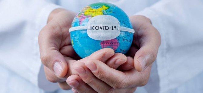 Dünya genelinde Kovid-19 vaka sayısı 100 milyonu geçti