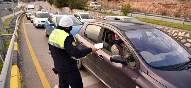 Girne Ve Lefkoşa'da Bugün Sokağa Çıkmak Yasak