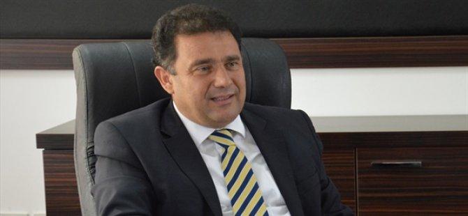 """Başbakan Ersan Saner: """"2020 mükellefiyetlerini yarın tamamlıyoruz"""""""