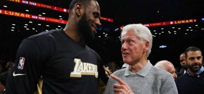 """Sosyal medyada """"LeBron James senatörlüğe adaylığını koysun"""" kampanyası"""