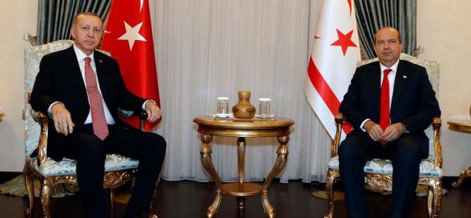 Tatar ile Erdoğan telefonda görüştü