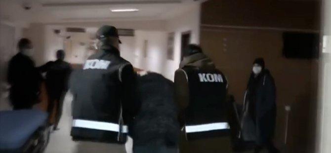 KKTC'de yakalanan FETÖ'nün mahrem imamı Türkiye'ye getirildi