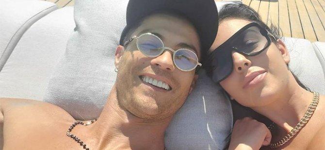 Ronaldo ve eşinin tatiline polis incelemesi