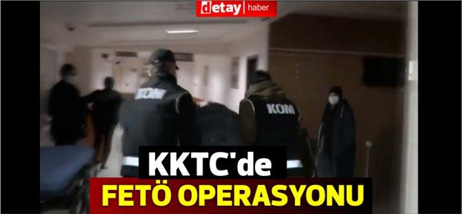 KKTC'de yakalanan FETÖ'nün firari 'mahrem imamı' Türkiye'ye götürüldü