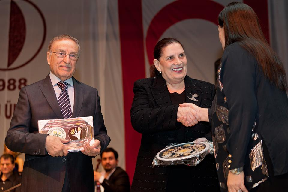 Bayan Eroğlu'ndan Kanser Hastalarına Yardım Konseri
