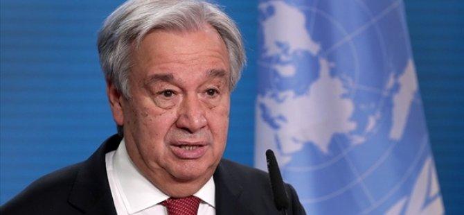 BM, Mart Başında Kıbrıslı Tarafları Ve Garantör Ülkeleri Bir Araya Getirmeyi Planlıyor