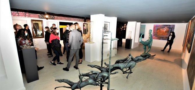 Kıbrıs Türk Toplumunun Simge Yazarları, Bronz Büstleri ile Surlariçi Şehir Müzesi'nde...