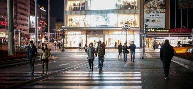 Ankara'da şubat-martta 'beşinci dalga' beklentisi