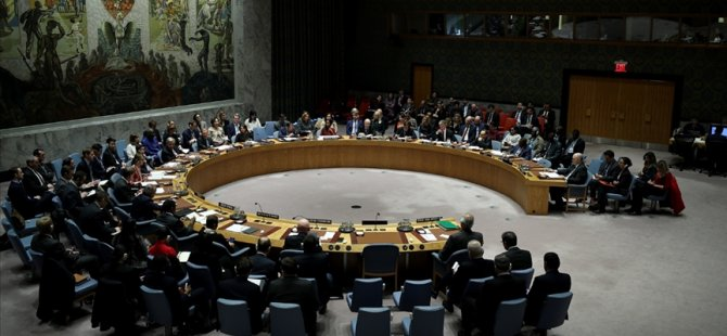 BM Güvenlik Konseyi, Kıbrıs'taki barış gücü misyonunun görev süresini uzattı
