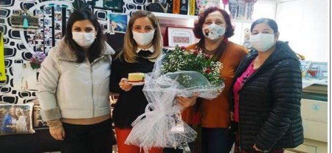 Kanser Hastalarına Yardım Derneği'ne 7 Bin Tl Bağışlandı