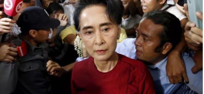 Myanmar'da darbe! Ordu ülke yönetimine el koydu