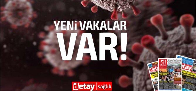 Akdoğan'da 3 pozitif vaka daha...Vaka sayısı 9'a çıktı