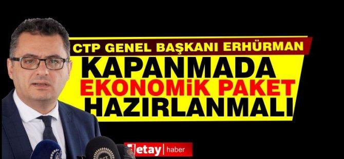 Erhürman: Halk, yönetime güvenebilmeli