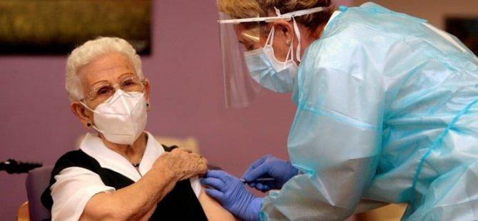 Hangi ülkede kaç kişiye Covid-19 aşısı yapıldı?