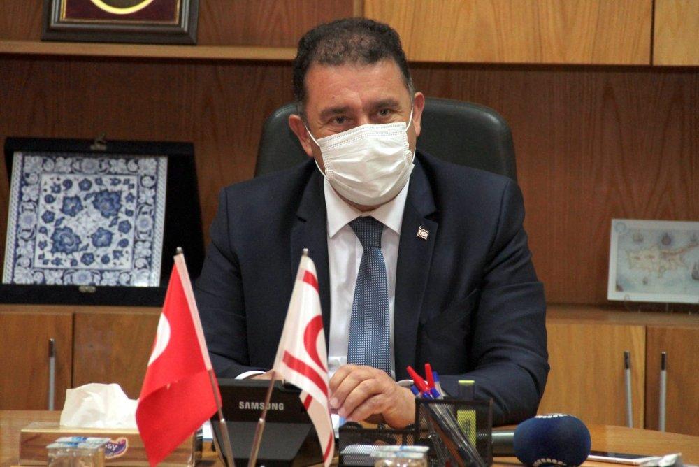 Saner, Ekonomik Kurul ile bir toplantı gerçekleştirdi