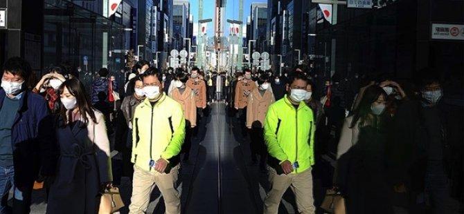 Japonya'da Kovid-19 Salgınında 'Evde Kal' Çağrısına Uymayan Milletvekili İstifa Etti