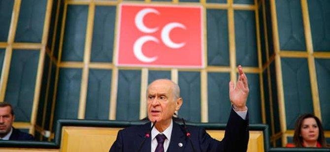 Bahçeli'den CHP liderine gözaltılarla ilgili yanıt: Türkiye'nin böyle evlatları yok