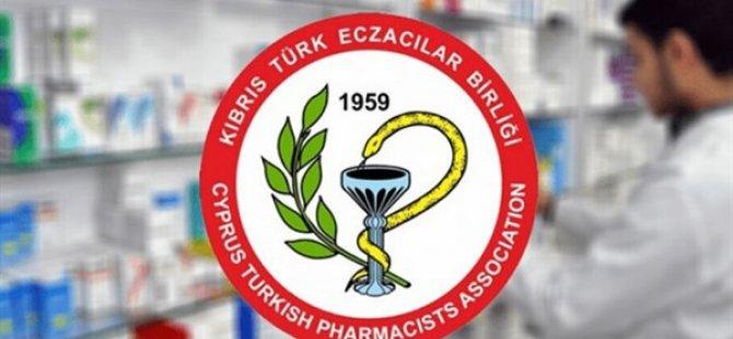 Kıbrıs Türk Eczacılar Birliği Öneri Ve Taleplerde Bulundu