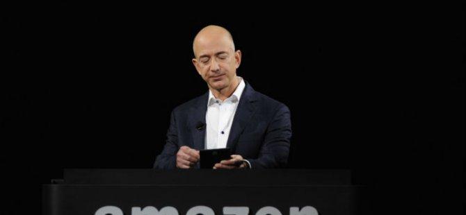 Amazon'un kurucusu Bezos, CEO'luk görevini bırakıyor