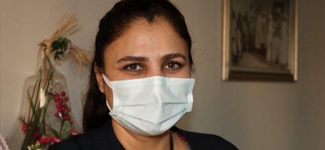 Çalıştığı hastanede ailesinden 2 kişiyi koronavirüsten kaybetti