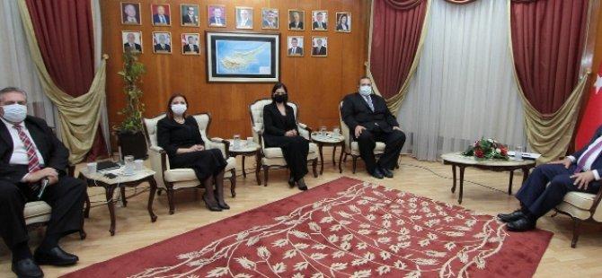 Başbakan Saner:50 bin test kiti geliyor
