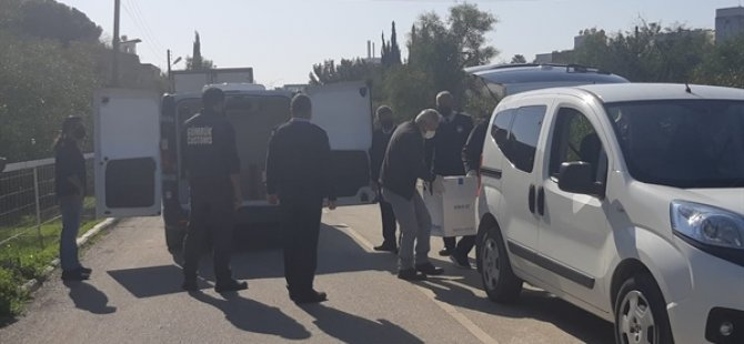 2 Bin 250 Doz Pfızer/Bıontech Aşısı Metehan Sınır Kapısı'nda Teslim Alındı