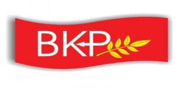 BKP'den Boğaziçi Kınaması